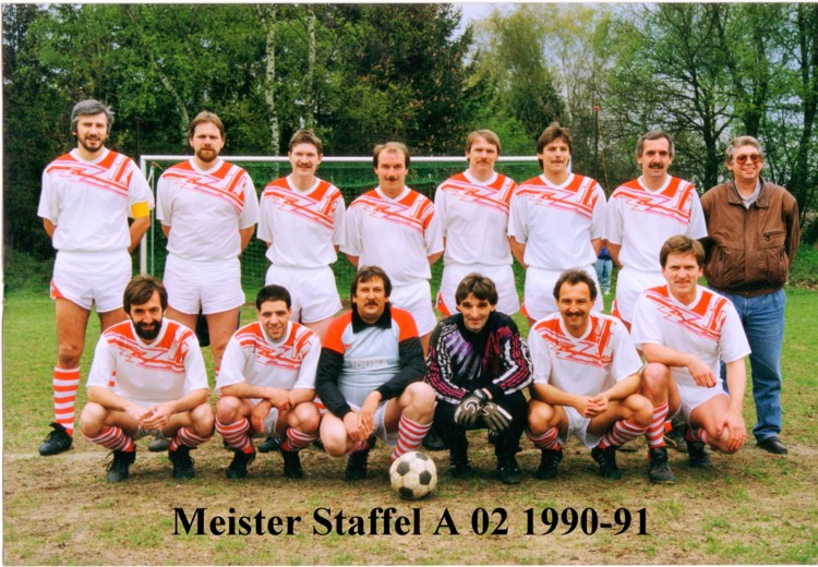 A02 Meister 1990-91