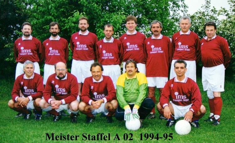 A02 Meister 1994-95